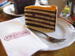 Gerbaud cake